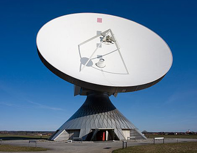 large-satellite-dish