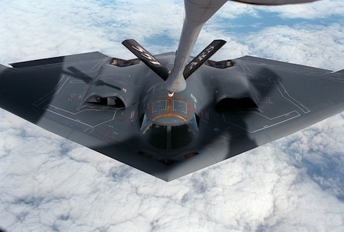 stealth aircraft