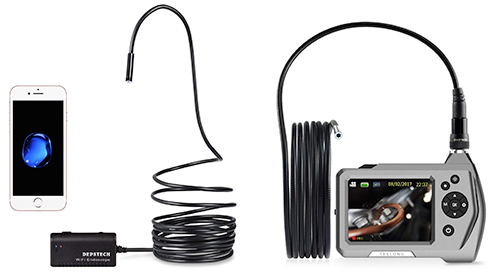 The Top 5 Endoscope Cameras - Stealthy Ninjas