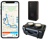 GPS Tracker – Optimus 2.0 Bundle with Twin Magnet Case