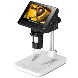 Koolertron 4.3 Inch LCD Digital USB Microscope