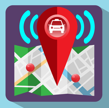 GPS-tracking-of-cars